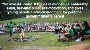 Cover photo for Helpful Tips for New Camper Parents and Guardians
