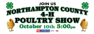 Cover photo for Northampton County 4-H Poultry Project