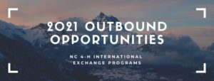 Cover photo for NC 4-H Going Abroad?