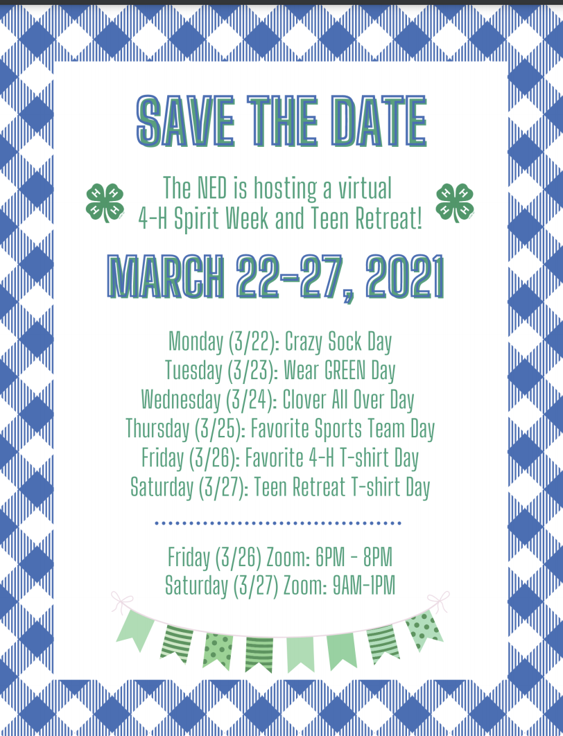 Save the Date flyer image